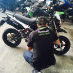 【エンスト頻発】タイのチェンマイで壊れたバイクを修理、洗車した話【旅中断】